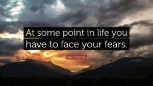 Read more about the article FACING FEARS