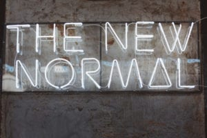 Read more about the article THE NEW NORMAL